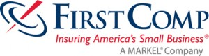 FirstComp Markel logo